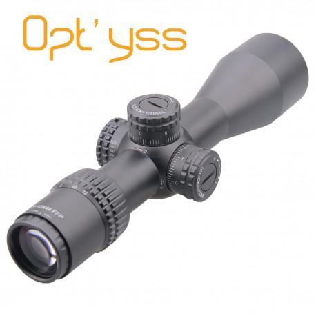 Vector optics lunette ultra compact Veyron 3-12x44 FFP mrad