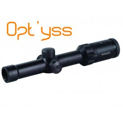 Kahles K16i 1-6x24 Reticle SM1