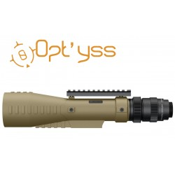 athlon Cronus Tactical 7-42×60 ED Spotting Scope