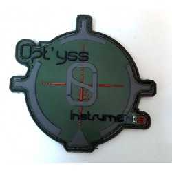 Patch 3D PVC Opt'yss instruments