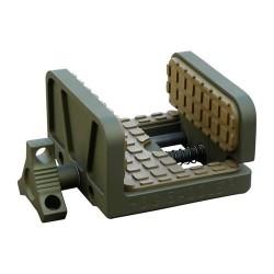 Support de carabine HOG Saddle MOD7 machoire
