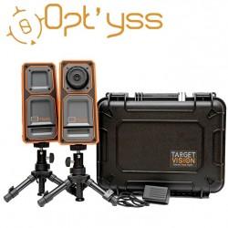 Système caméra longue distance target vision LR-3 UHD 3200m