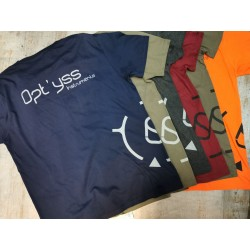 T shirt Opt'yss instruments
