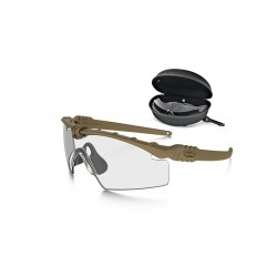 Kit OAKLEY SI ballistic M frame 3.0 PPE 9146 tan+ 2 ecrans