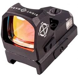 Point rouge Sightmark Mini Shot A-Spec Reflex sight