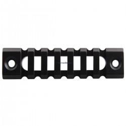 rail aluminium Picatinny 9 slots mlok m-lok