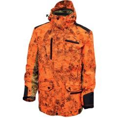 VESTE IBEX EVO orange pro hunt verney carron