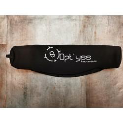 housse protection lunette néoprène optyss longue