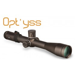 Vortex Razor HD 5-20x50 (MRAD) EBR-2B MRAD Reticle | 35mm Tube flip cap inclus